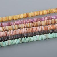 Sieraden accessoires 9mm zoetwater shell diy sieraden bevindingen freeform vorm shell chip losse kralen voor jewerly maken