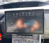"""4GB + 64GB IPS 100 ° 회전식 테슬라 수직 스크린 2 DIN 12.8 """"PX6 안드로이드 9.0 유니버설 자동차 DVD 플레이어 자동 라디오 GPS 블루투스 5.0 WIFI"""