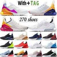 2021 Almofada de alta qualidade OG 27C Mulheres Sneakers Mens Correndo Sapatos Filipinas Páscoa Antracite EUA Núcleo Branco Racer Blue Sports Treinadores Tamanho 36-45