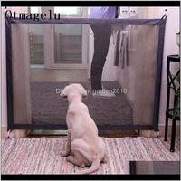 Case Kennels Recinzioni Gate Pieghevole Sicurezza Pet Network Boypen per cane gatto bambino isolato casa porta recinzione gabbia accessori ahimr ckneu