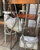 2021 Mode Taschen Stil Umweltschutz PVC Damen Frauen Messenger Bag Temperament Business Metal Handtasche Joker Hohe Qualität Schulter Totes Crossbody