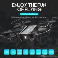 Mini Drone 2.4G Control remoto 4 Axis RC Micro Quadcopters con Modo sin cabeza Volando Helicóptero Para Niños Regalo de Navidad