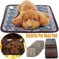 Kennels & Pens Pet Dog Cat Warmer Bed Heat Warming Blanket Electric Pad Mat Waterproof