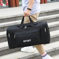 Duffel Bags 40L Travel Nylon Pocket Fashion Weekend Sports Gym Bag Large Multi-pocket Carry On Luggage For Travelling