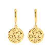 Varole Drop Pendientes Declaración Dorado Color Oro Largo Cuelga Earings Para Mujeres Joyería De Moda Pendientes Moda Moda
