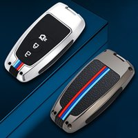 CARE CASE CASE для Ford Fusion Mustang Explorer F250 F150 F350 2021 Ecosport Edge S-Max Ranger Lincoln Mondeo Fiesta Keychains
