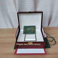 Venta caliente de alta calidad AP Royal Oak Relojes offshore Relojes Offshore Papeles originales Caja de madera roja Handbag 20mm x 16mm para 15400 15710 15500 15202 26320 Reloj Wristwatches