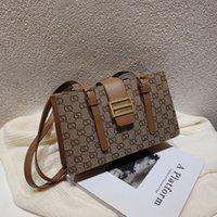 GG&#132 New Alligator Mini PU Leather shoulder bags Women Clutch Satchel Messenger Handbags Ladies coin purse Crossbody Bags