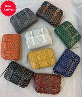 2020 Новый корейский почтальон сумка для женщин большой емкости от одного плеча письма Goyar Goya для мужчин и женщин
