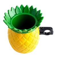 Water Bottles & Cages Bike Bottle Holder Cup Cute Pineapple Drink For Mountain Road Outdoor Bicycle Accessories