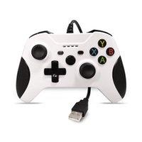 Game Controllers & Joysticks USB Wired Controller For Xbox One Video JoyStick Mando Microsoft Slim Console Gamepad Joypad Windows PC