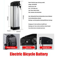 Pacchetti batteria per impieghi elettrici per 36V 48V Veicolo 24 V 10Ah Batterie 15Ah 20ah Bicycle Free Power Lithium 52V ricaricabile 12ah DWJWX