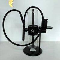 Premium quality Dab Rig e hookah head Studenglass Gravity Bong eshisha water glass device Wax Concentrate Dab rig Ecig