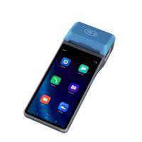 Android10.0 PDA ключевой клеммный принтер Printer Handheld Bluetooth WiFi 4G NFC портативный сканер штрих-кода All-In-One HCC-Z300 принтеры