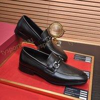 Высочайшее качество Обувь платье мода мужская черная натуральная кожа заостренный носок мужской бизнес оксфорды джентльмены путешествия прогулка повседневная обувь