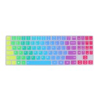 15. 6 Inches Keyboard Protector Silicone Protective Cover Com...