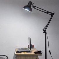 Floor Lamps Industrial Lamp Black Indoor Long Stand Lighting Home Art Deco Adjustable Led Living Room Sofa Bedroom Light Loft
