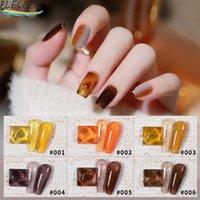 Nail Gel ELECOOL Polish All For Manicure Semi Permanent Soak Off Art Nails UV LED Varnishes Base Top Transparent Coat