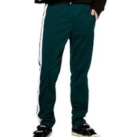 Birçok renk erkek eşofman loungewear erkekler palm track lüks ter melekler spor giyim