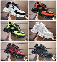Mode Branded Frauen Casual Schuhe Blume Druck Leinwand Texturierte Lace-up High Top Sneaker Detigne Männer Schwarz Kontraststar Gummisohle