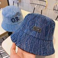 Designer Mens Benna Cappelli Fashion Casquette Designer Caps Cappelli Cappelli Donne Bucket Hat Denim Bonnet 202105281xv