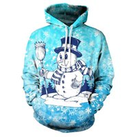 Men's Hoodies & Sweatshirts And Women's Hooded Fashion 3D Printed Hip-Hop Pullovers Couples Streetwear