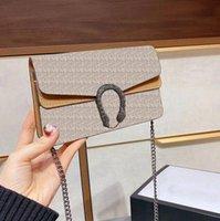 مصمم حقيبة فاخرة مصغرة أزياء جلدية المرأة الكتف الرجال المحفظة الكلاسيكية إلكتروني أكياس الإناث