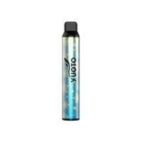 Yuoto Luscious Disposable Vape Pen 3000Puff E Cigarettsats 8ml Förfylld Podpatron med grossistpris vs VCAN Top