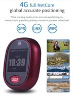 4G + WIFI + GPS Smart Tracking Anhänger Audioanruf IP67 Wasserdichte Klare PO Capture Multi-Möglichkeiten Personen Position Tracker Anti-Lost-Alarm