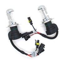 35W 55W H4 Hi/Lo HID Xenon Light Bulb 4300K 5000K 6000K 8000K 10000K 12000K 12V Car Auto Bi Xenon Headlight Replacement Kit