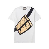 Herren T-Shirt Sommermarke Atmungsaktive Lose Hemden für Männer und Frauen Paar Designer Hip Hop Streetwear Tops Luxuriöse Tees W558