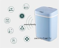 Barril multifuncional de la madre de la madre del novato 2020; Sitio de pañales de la sala de pañales Sensor inteligente Cocina Conveniencia Basura Can R