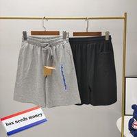 21 ss männer shorts brief stickerei sommer atmungsaktive kurze mode casual hosen gute qualität männer kleidung high street style kurze hosen