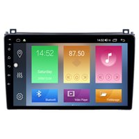 Car Dvd Radio Player 9 Inch Android with Navigation for Proton 2006-2010 Fm Am with Bluetooth WIFI Support Carplay Digital TV