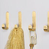 Creative Umbrella Shape Wall Hook Colorful Key Holder Hanger Holder Wall Hook Kitchen Organizer Bathroom Accessories CCF6940