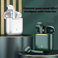 TWS Wireless Earphones Stereo Headset True Bluetooth Earbuds Waterproof IPX4 HIFI-Sound Music Earphone For Huawei Samsung Xiaomi Sport Headphones J18