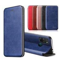 En Honneur 9A 9s Case Cuir Flip Magnétique pour Huawei 9 Lite 9c 9x Soner A C S X Portefeuille Stand Carnet Téléphone Coque Coques de cellule