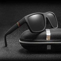 Óculos de sol Polaroid Unisex Square Vintage Famoso Marca Polarizada Óculos Feminino Para As Mulheres Homens