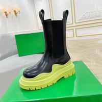 秋冬ナイトロングブーツファッションレディースブラックソフト牛革弾性ベルトデザイナー背の高いブーツ100%レザーレディプラットフォーム靴厚済み女性シューズサイズ35-39-40