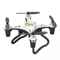 Leadstar JX815-2 Mini 2.4 ГГц 4-канальный Дрон 360 Rolling Quadcopter Drones