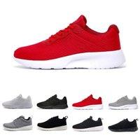 Tanjun 1.0 3.0 Мужская беговая обувь Лондонских мужчин Женщины бегун черный белый красный дышащий тренер спортивные кроссовки на открытом воздухе прогулка прогулки 36-45