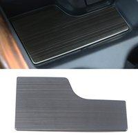 Car Accessories Front Storage Box Panel Trim Cover Frame Sticker Interior Decoration for Honda CR-V 5th 2017-2020