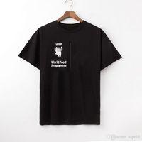 21SS MENS T SHIRT Camiseta de la impresión de la impresión Tshirt Hombres Mujeres Manga corta Camisas Skateboard Streetwear Hombres Mujeres sueltas Hip-Hop Algodón