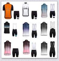 Rapha Team Ciclismo Jerseys Sin mangas Jerseys Set Mens MTB Ropa de bicicleta Ropa transpirable Ropa de carreras Road Bike Wear Ropa Ciclismo Y21040702