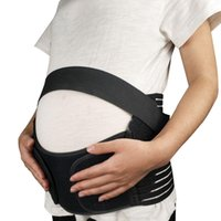 Professional Breathable Health Care Maternity Belt Pregnancy Support Waist Back Abdomen Band Belly Brace