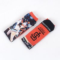 360 Tracels Printing Socks 3d Photo Sports Running Fast Dry Long