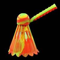 shisha hookah Badminton hookahs glass bong dab water smoking pipe silicone hose joint