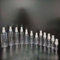 Empty Packing Perfume Bottles Plastic Fragrance Spray Bottle with Fine Mist 10ml 20ml 30ml 50ml 100ml 120ml 250ml