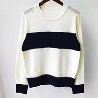 여성 스웨터 디자이너 코트 고품질 여성의 봄 및 가을 느슨한 스웨터 클래식 고품질 커플 정장 골프 까마귀 2021 새로운 스웨터
