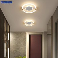 Modern Minimalist Ceiling Light For Living Room Bedroom Foyer Kitchen Table Aisle Corridor Hall Indoor Warm Home Lamps Luminaire Lights